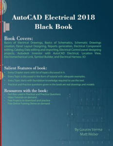 AutoCAD Electrical 2018 Black Book - 2862101550