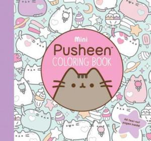 Mini Pusheen Coloring Book - 2896633828