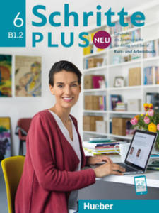 Schritte plus Neu 6. Deutsch als Zweitsprache für Alltag und Beruf. Kursbuch + Arbeitsbuch + CD zum Arbeitsbuch - 2859217131