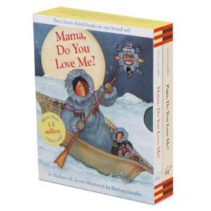 Mama, Do You Love Me? & Papa, Do You Love Me? Boxed Set - 2864004836