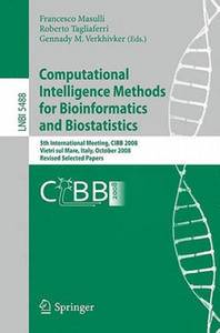 Computational Intelligence Methods for Bioinformatics and Biostatistics - 2827000709