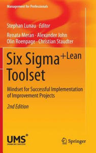 Six Sigma+Lean Toolset - 2826635601