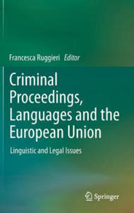 Criminal Proceedings, Languages and the European Union - 2826828451