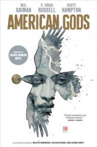 American Gods Volume 1: Shadows (Graphic Novel) - 2903324243
