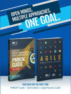 A Guide to the Project Management Body of Knowledge (Pmbok(r) Guide-Sixth Edition / Agile Practice Guide Bundle - 2859217052