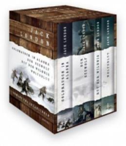 Jack London - Romane und Erzählungen, 4 Bde. - 2826626651