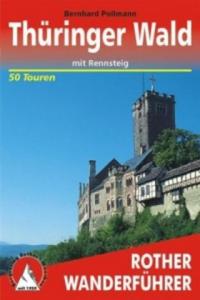 Rother Wanderführer Thüringer Wald - 2837507792
