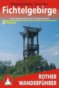 Rother Wanderführer Fichtelgebirge - 2826666058