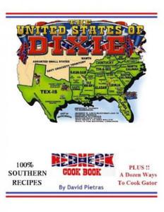 The United States of Dixie Redneck Cookbook - 2862019559