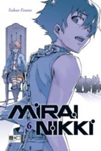 Mirai Nikki. Bd.6 - 2826912396