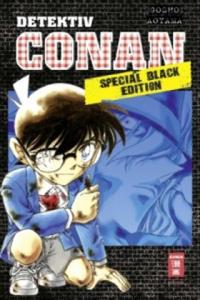 Detektiv Conan Special Black Edition - 2827077764