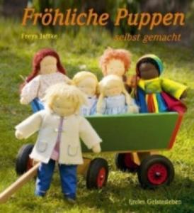 Fröhliche Puppen selbst gemacht - 2826663326