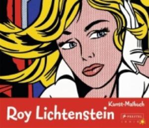 Kunst-Malbuch Roy Lichtenstein - 2826898894