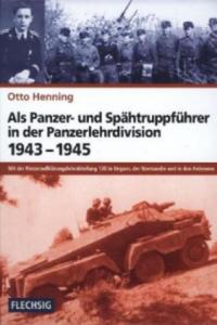 Als Panzer- und Spähtruppführer in der Panzerlehrdivision 1943-1945 - 2847569505