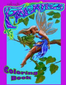 Faeriez: Coloring Book - 2856015578