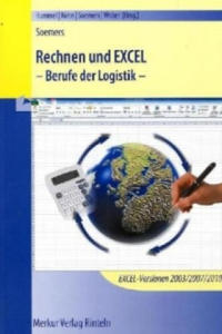 Rechnen und Excel, Berufe der Logistik, m. Lösungs-CD-ROM - 2826761055