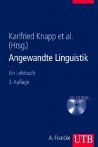 Angewandte Linguistik, m. CD-ROM - 2826950381