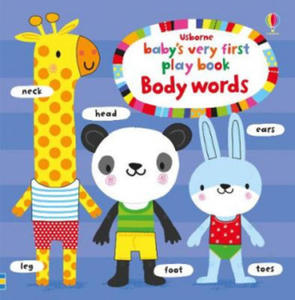 Baby's Very First Playbook Body Words - 2902454741