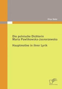 Die polnische Dichterin Maria Pawlikowska-Jasnorzewska - 2826720389