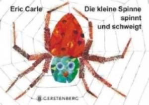 Die kleine Spinne spinnt und schweigt, kleine Ausgabe - 2854221400