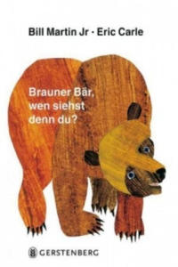 Brauner Bär, wen siehst denn du? - 2854222534