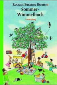 Rotraut Susanne Berners Sommer-Wimmelbuch - 2826651842