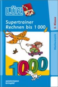 Supertrainer Rechnen bis 1000 - 2854992711