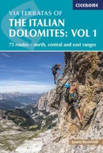 Via Ferratas of the Italian Dolomites Volume 1 - 2861856654