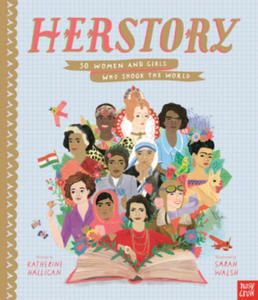 HerStory: 50 Women and Girls Who Shook the World - 2882216971