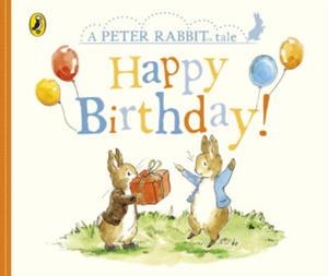 Peter Rabbit Tales - Happy Birthday - 2901184606