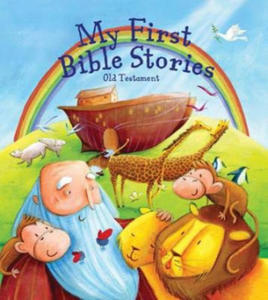 My First Bible Stories: The Old Testament - 2882187791