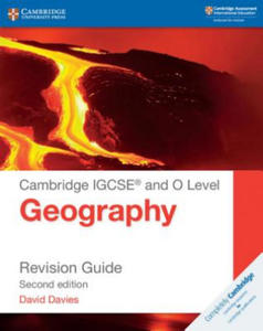 Cambridge IGCSE (R) and O Level Geography Revision Guide - 2869705630