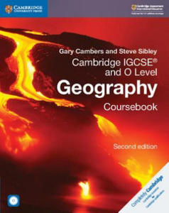 Cambridge IGCSE (R) and O Level Geography Coursebook with CD-ROM - 2869524449