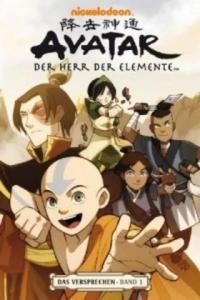 Avatar, Der Herr der Elemente, Das Versprechen - 2862212104
