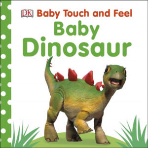 Baby Touch and Feel Baby Dinosaur - 2874499771