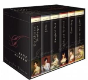 Jane Austen - Die großen Romane, 6 Bde. - 2826664075