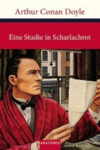 Eine Studie in Scharlachrot - 2826973035