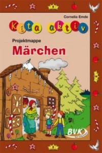 Kita aktiv - Projektmappe Märchen - 2826704820