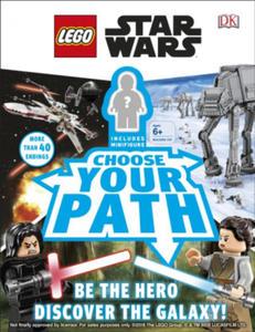 LEGO Star Wars Choose Your Path - 2874289753