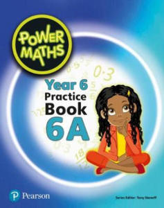 Power Maths Year 6 Pupil Practice Book 6A - 2882409496