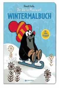 Der kleine Maulwurf, Wintermalbuch - 2826629305