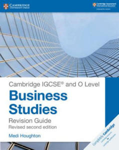 Cambridge IGCSE (R) and O Level Business Studies Second Edition Revision Guide - 2893468570