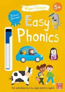 School Success: Easy Phonics - 2880457012