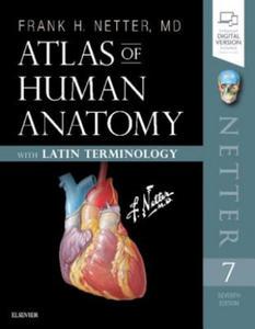 Atlas of Human Anatomy: Latin Terminology - 2880229016