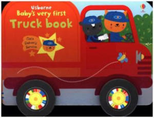 Baby's Very First Truck Book - 2902838303
