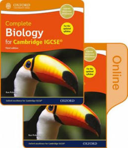 Complete Biology for Cambridge IGCSE (R) Print and Online Student Book Pack - 2861999284