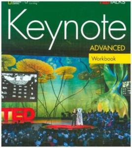 Keynote Advanced Workbook & Workbook Audio CD (Ksi - 2861880837