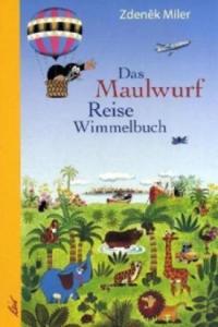 Das Maulwurf Reise Wimmelbuch - 2839139255