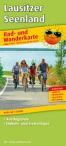 PublicPress Rad- und Wanderkarte Lausitzer Seenland - 2826741898