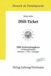 DSH-Ticket, m. 2 Audio-CDs - 2826892659
